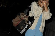 Suki Waterhouse Printed Shoulder Bag