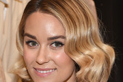 Lauren Conrad Finger Wave