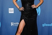 Heather McDonald Beaded Dress