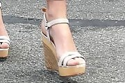 Miranda Kerr Wedges