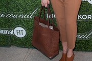 Martha Stewart Leather Tote