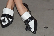 Suki Waterhouse Pumps