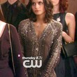 Gossip Girl Beaded Dress