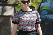 Reese Witherspoon Knit Top