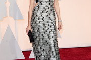 Naomi Watts Cutout Dress