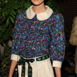 Agyness Deyn Fitted Blouse