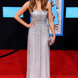 Aimee Teegarden Clothes - Evening Dress