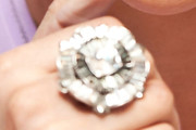 Alesha Dixon Cocktail Ring