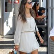 Alessandra Ambrosio Clothes - Day Dress