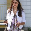 Alessandra Ambrosio Clothes - Denim Jacket