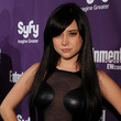 Alessandra Torresani Long Straight Cut