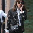 Alexa Chung Clothes - Fitted Jacket