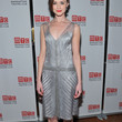 Alexis Bledel Beaded Dress
