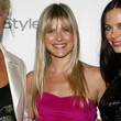 Ali Larter Hair - Long Straight Cut with Bangs