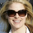 Ali Larter Sunglasses - Rectangular Sunglasses