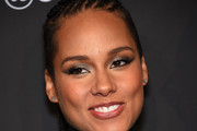 Alicia Keys Long Hairstyles