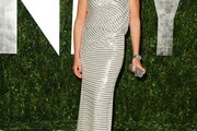 Allison Janney Beaded Dress
