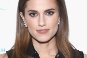Allison Williams Long Hairstyles