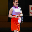 Alyson Hannigan Day Dress