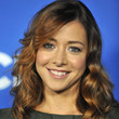 Alyson Hannigan Medium Curls