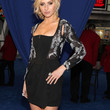 Alyson Michalka Clothes - Corset Dress
