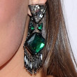 Alyssa Miller  Jewelry - Dangling Gemstone Earrings
