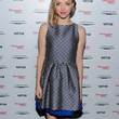 Amanda Seyfried Clothes - Print Dress