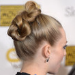 Amanda Seyfried Hair - Twisted Bun