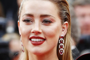 Amber Heard Long Hairstyles