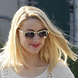 Amber Heard Hair - Long Straight Cut