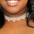 Amber Riley Jewelry - Diamond Collar Necklace