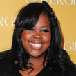 Amber Riley Hair - Medium Curls