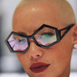 Amber Rose Sunglasses - Round Sunglasses