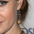 Amy Adams Dangling Pearl Earrings