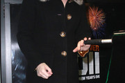 Ana Gasteyer Wool Coat