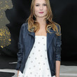 Ana Girardot Clothes - Motorcycle Jacket