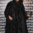 Andre Leon Talley Clothes - Fur Coat