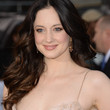 Andrea Riseborough Hair - Long Wavy Cut