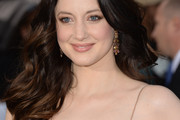 Andrea Riseborough Long Wavy Cut