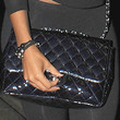 Angela Simmons Handbags - Quilted Leather Bag