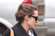 Angelina Jolie French Twist
