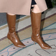 Angelina Jolie Knee High Boots