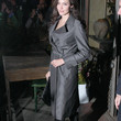 Angelina Jolie Trenchcoat