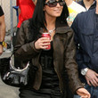 Angelina Pivarnick Clothes - Leather Jacket