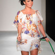 Angelina Pivarnick Clothes - Print Dress