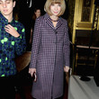 Anna Wintour Wool Coat