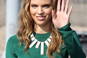 AnnaLynne McCord Ivory Statement Necklace