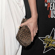 AnnaLynne McCord Printed Clutch