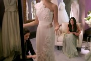 AnnaLynne McCord Wedding Dress