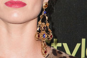 Annabelle Wallis Chandelier Earrings